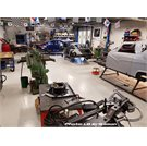 Chassis shop
